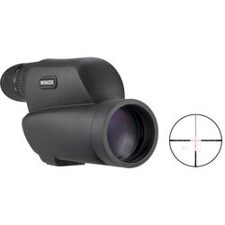 Minox 12-40x60 MD 60 ZR Spotting Scope (Straight Viewing, MR2-S Reticle)