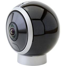 ALLie 8MP Day/Night IR 360° Dual Lens Spherical VR Camera (Black)