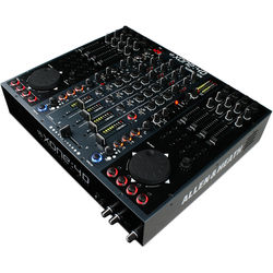 Allen & Heath Xone:4D Universal DJ Controller and Mixer with USB Audio Interface