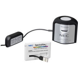 NEC Color Sensor and SpectraView II Software Kit