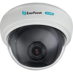 "EverFocus ID DOME 1/2.8"" 1.37MP CMS 2.8-12mm WHT"
