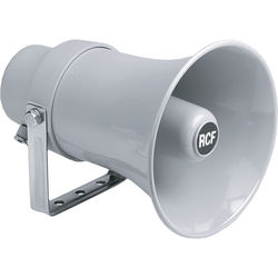 RCF Horn Speaker with Driver and Transformer (Aluminum)