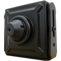 EverFocus EM900FP1 1080p Full HD Mini Metal Case Camera with 3.7mm Conical Lens