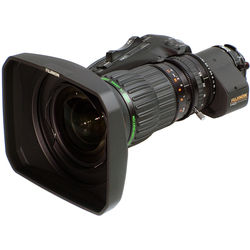 Fujinon HA14x4.5BERM ENG Style Lens with Servo Zoom and Doubler