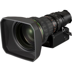 Fujinon 7.6-167mm f/1.8-2.5 Lens with 2x Extender and Digital Servo with Quickframe