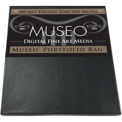 "Museo Portfolio Rag Paper (A2, 16.5 x 23.4"", 25 Sheets)"