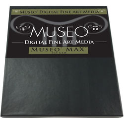 """Museo MAX Archival Fine Art Paper for Digital Printing (17 x 22"""", 25 Sheets)"""