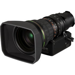 """Fujinon 2/3"""" HD Remote Control Lens with 17x Optical Zoom & 2x Extender"""