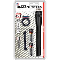Maglite Mini Maglite Pro 2AA LED Flashlight with Holster v.2 (Black)