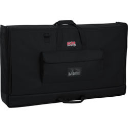 Gator Cases Large Padded Nylon Carry Tote Bag for LCD Screens Between 27-45""