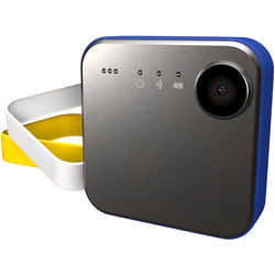 ION SnapCam Wearable Digital Camera (Silver)