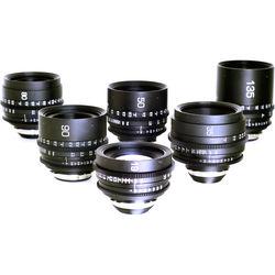 GL Optics Leica R Standard Speed Set (6 Lenses, PL Mount)