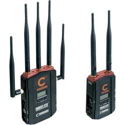 CINEGEARS Ghost-Eye Wireless HDMI & SDI Video Transmission Kit 400M (1312')