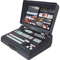 Datavideo HS-2800 Hand-Carried HD/SD Mobile Studio (12-Channel)