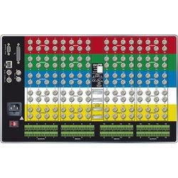 Sierra Video Pro XL 16x16 RGBHV Video Matrix Switcher with Balanced Audio & Redundant Power Supply (6RU)