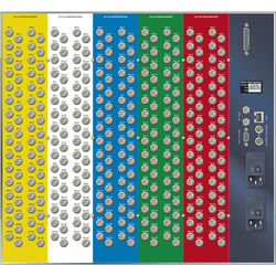Sierra Video Pro XL Series 32x16 RGBHV Video Matrix Switcher with Balanced Audio & Redundant Power Supply (3RU)