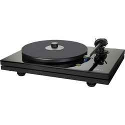 Music Hall MMF-5.3 Turntable (Piano Black)