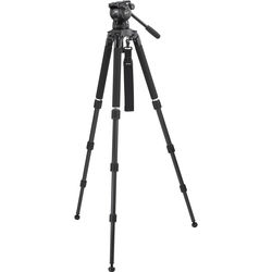 Miller Compass 23 Solo 100 Three-Stage Carbon Fiber Tripod System