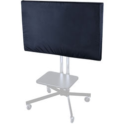 """JELCO JPC46S Padded Cover for 46-47"""" Flatscreen Monitor"""
