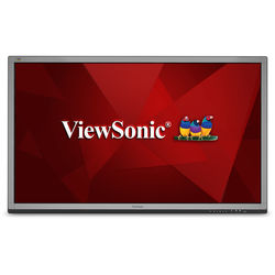 "ViewSonic CDE6560T 65"" Full HD Interactive Large Format Display"