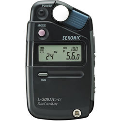 Sekonic L-308DC-U DigiCineMate Light Meter