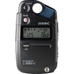 Sekonic L-308S-U Flashmate Light Meter