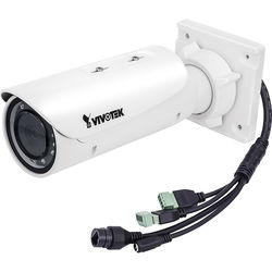 Vivotek V Series IB836B-HT 2MP Outdoor Bullet Network Camera with 2.8 to 12mm Varifocal Lens