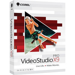 Corel VideoStudio Pro X9 (Boxed)