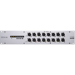 Solid State Logic Mic/Line to Dante Stagebox with 16 Mic/Line Inputs
