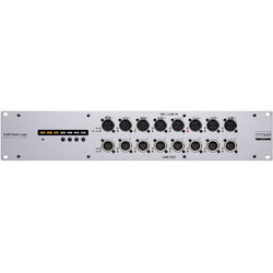 Solid State Logic Mic/Line to Dante Stagebox with 8 Mic/Line Inputs and 8 Mic/Line Outputs