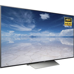 "Sony XBR-X850D Series 55""-Class HDR 4K Smart LED TV"