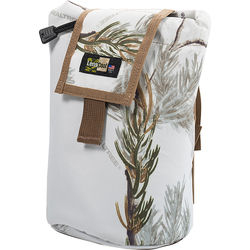 LensCoat Roll up MOLLE Pouch Large (Realtree AP Snow)