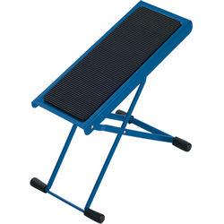 K&M 14670 Height-Adjustable Footrest (Blue)