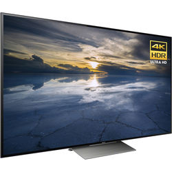 "Sony XBR-X930D Series 65""-Class HDR 4K 3D Smart LED TV"