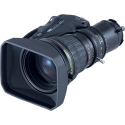 Fujinon 7.6-137mm f/1.8-2.4 Lens with Servo Zoom and Focus, 16-Bit Encoders and Quickframe