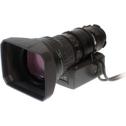 Fujinon 8.5-170mm f/1.8-2.7 Zoom Lens with Motor Drive