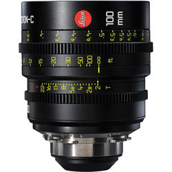 Leica 100mm T2.0 Summicron-C Lens (PL Mount, Marked in Feet)