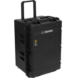 Litepanels Trio Travel Case with Cut Foam for 3 Astra Lights (Black)