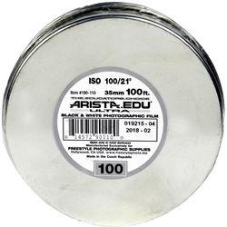 Arista EDU Ultra 100 Black and White Negative Film (35mm Roll Film, 100' Roll)
