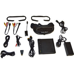KumbaCam FPV Goggle Kit for Select Quadcopters (Android Slimport Adapter)