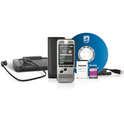 Philips DPM6700-01 Pocket Memo Dictation and Transcription set