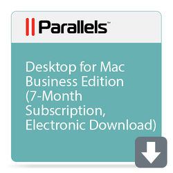 Parallels Desktop for Mac Business Edition (7-Month Academic Subscription, Electronic Download)