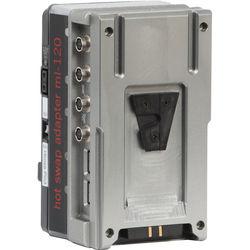 Bebob Engineering V-Mount Hot Swap Adapter with Powerbox