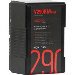 Bebob Engineering V290RM-CINE 14.4V High-Load V-Mount Battery