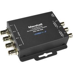 Marshall Electronics 3G/HD/SD-SDI 1 x 6 Reclocking Distribution Amplifier