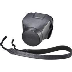 Nikon CS-DL1 Soft Case with Neck Strap (Black)