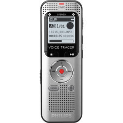 Philips Voice Tracer 2000 Stereo Digital Recorder