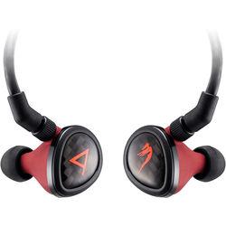Astell&Kern Jerry Harvey Audio Angie II In-Ear Monitor Headphones (Red)