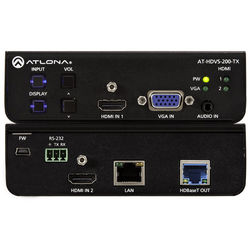 Atlona AT-HDVS-200-TX 3x1 HDMI/VGA to HDBaseT Switcher