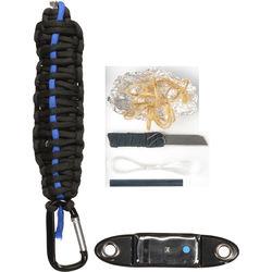 Brite-Strike Ultimate Survival Key Fob (Law Enforcement Blue)